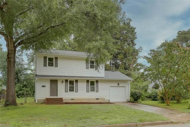 124 Edsyl St, Newport News, VA 23602 (#10388740) :: RE/MAX Central Realty