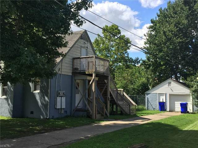 2303 Spruce St, Norfolk, VA 23513 (MLS #10388747) :: Howard Hanna Real Estate Services
