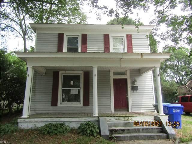 314 Linden Ave, Suffolk, VA 23434 (#10388761) :: Crescas Real Estate