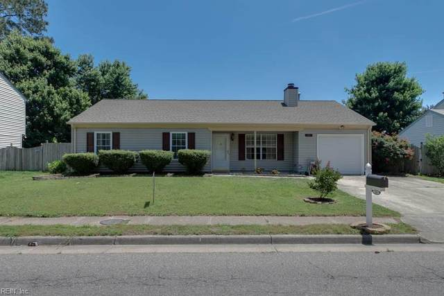 25 Thomas Nelson Dr, Hampton, VA 23666 (#10388764) :: The Kris Weaver Real Estate Team