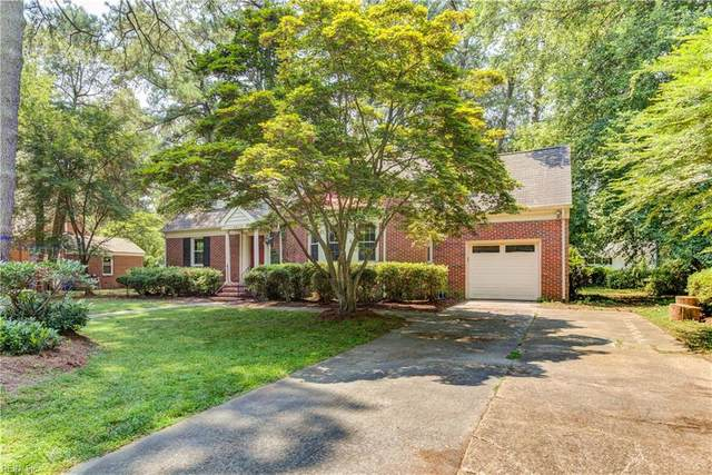 4613 Kemp Dr, Portsmouth, VA 23703 (#10388778) :: The Kris Weaver Real Estate Team