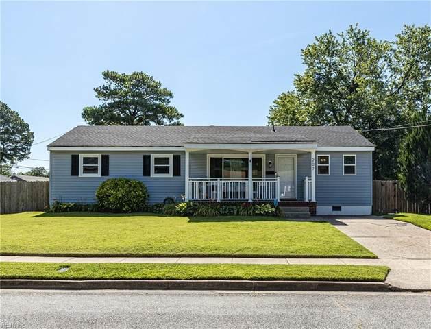 207 Daniel Way, Portsmouth, VA 23701 (#10388779) :: Rocket Real Estate