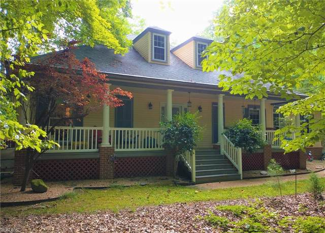 115 Barclay Cres, Isle of Wight County, VA 23430 (#10388791) :: Berkshire Hathaway HomeServices Towne Realty