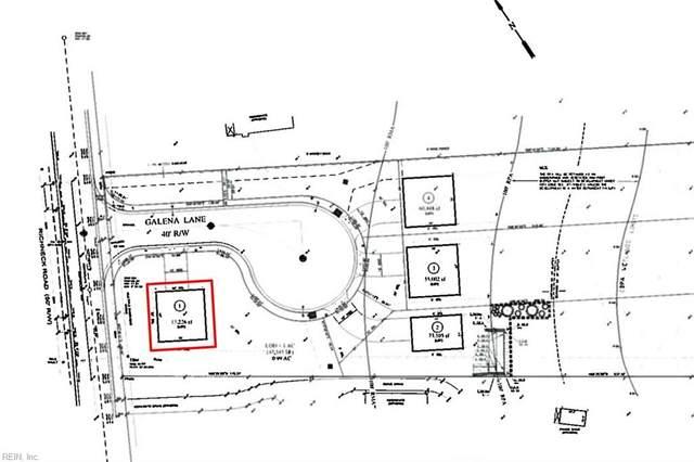 Lot 1 Galena Ln, Newport News, VA 23608 (#10388804) :: Berkshire Hathaway HomeServices Towne Realty