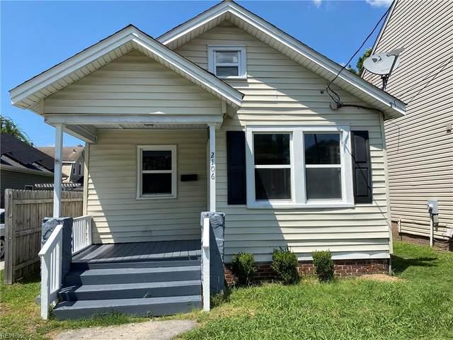 2106 Lafayette Ave, Norfolk, VA 23509 (#10388808) :: Rocket Real Estate