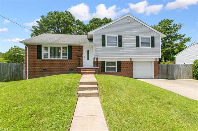 109 Northampton Dr, Hampton, VA 23666 (#10388809) :: RE/MAX Central Realty
