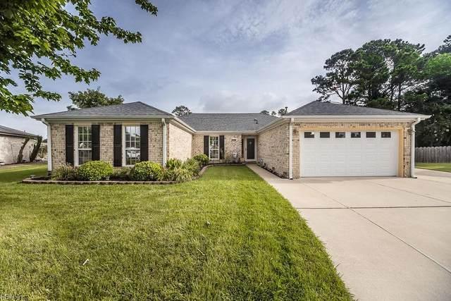 2104 Shade Tree St, Virginia Beach, VA 23456 (#10388812) :: Team L'Hoste Real Estate