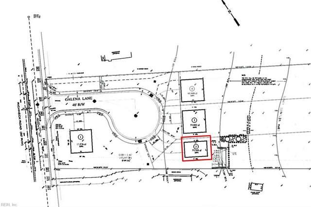 Lot 2 Galena Ln, Newport News, VA 23608 (#10388816) :: Berkshire Hathaway HomeServices Towne Realty