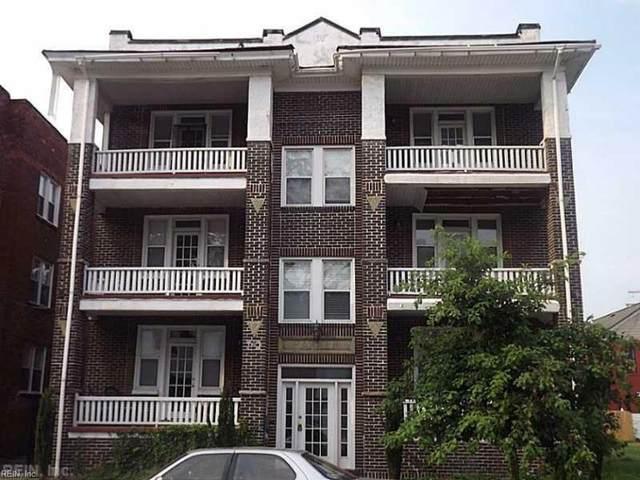 535 W 36th St #105, Norfolk, VA 23508 (#10388817) :: Avalon Real Estate