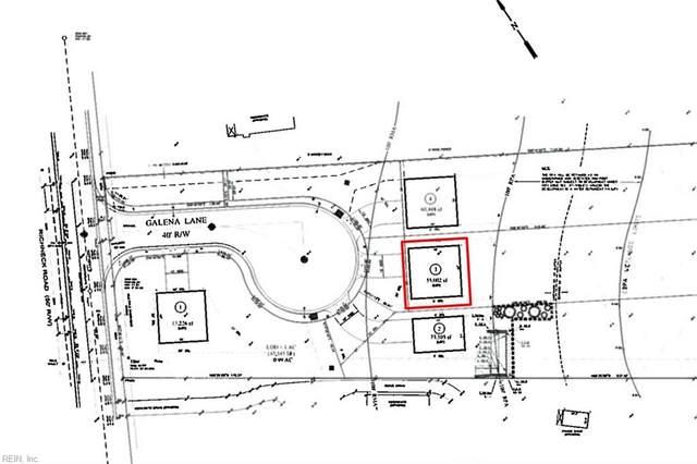 Lot 3 Galena Ln, Newport News, VA 23608 (#10388823) :: Berkshire Hathaway HomeServices Towne Realty