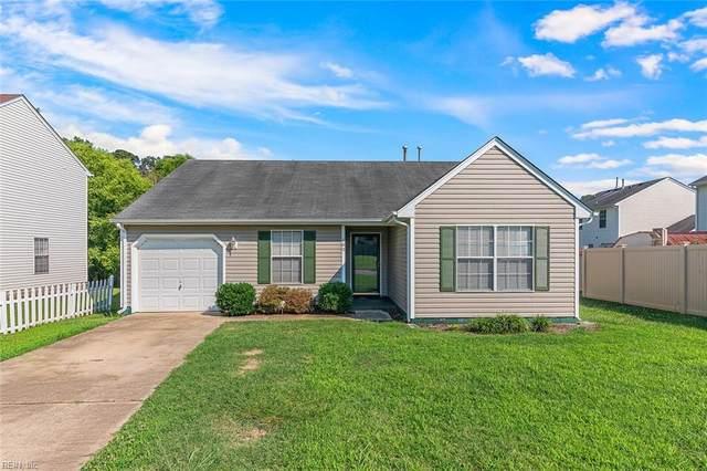 402 General Ct, Newport News, VA 23608 (#10388834) :: Momentum Real Estate