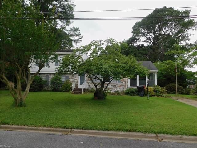 4004 Oakhurst Rd, Portsmouth, VA 23703 (#10388841) :: Crescas Real Estate