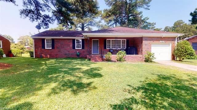 4016 Wyndybrow Dr, Portsmouth, VA 23703 (#10388859) :: Team L'Hoste Real Estate