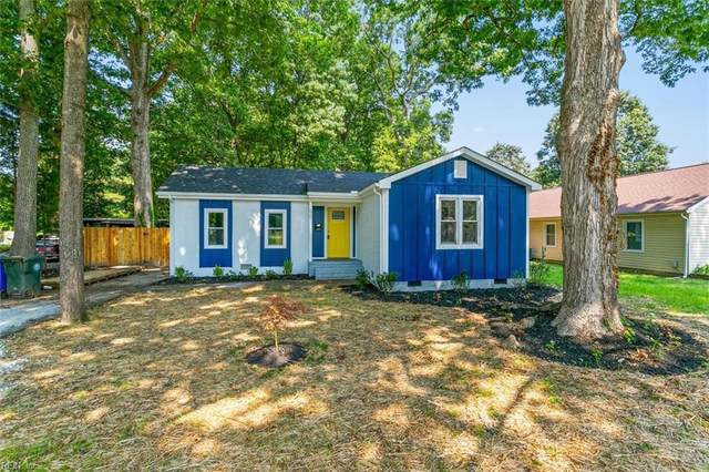 60 Turlington Rd, Newport News, VA 23606 (#10388869) :: Judy Reed Realty