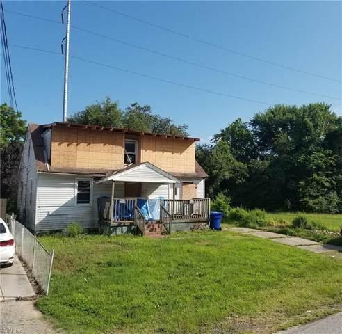 1020 38th St, Newport News, VA 23607 (#10388884) :: Verian Realty