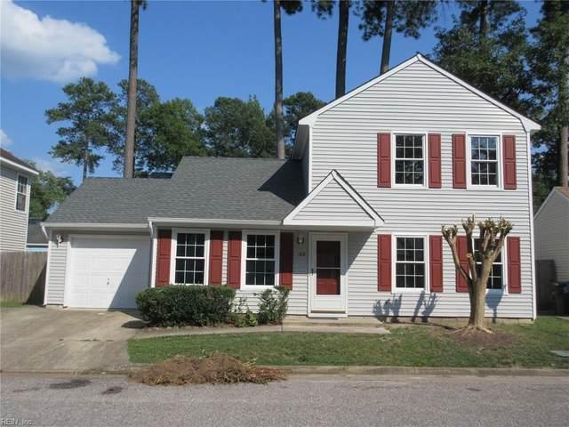 188 S Hunt Club Rn, Newport News, VA 23608 (#10388885) :: Avalon Real Estate