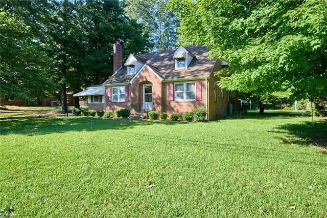 23498 Jerusalem Rd, Southampton County, VA 23837 (#10388891) :: Berkshire Hathaway HomeServices Towne Realty