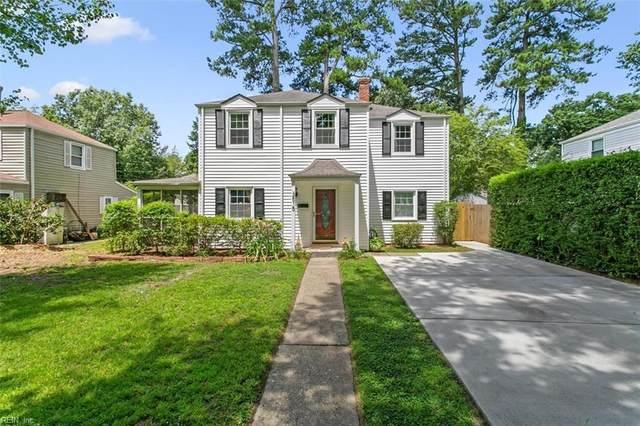 3515 White Chapel Rd, Norfolk, VA 23509 (#10388897) :: The Bell Tower Real Estate Team
