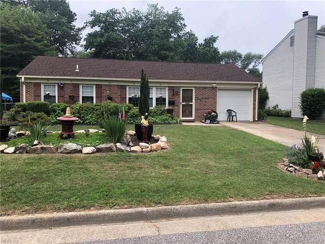 13345 Warwick Springs Dr, Newport News, VA 23602 (#10388903) :: Momentum Real Estate