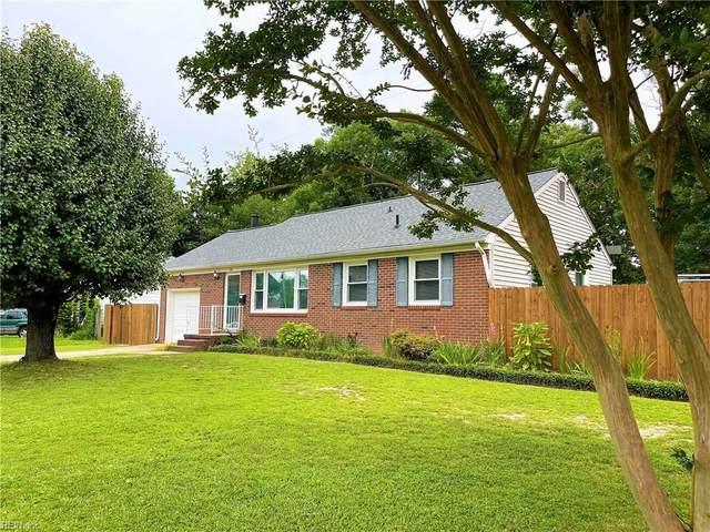 166 Ridgewood Pw, Newport News, VA 23608 (#10388920) :: The Bell Tower Real Estate Team