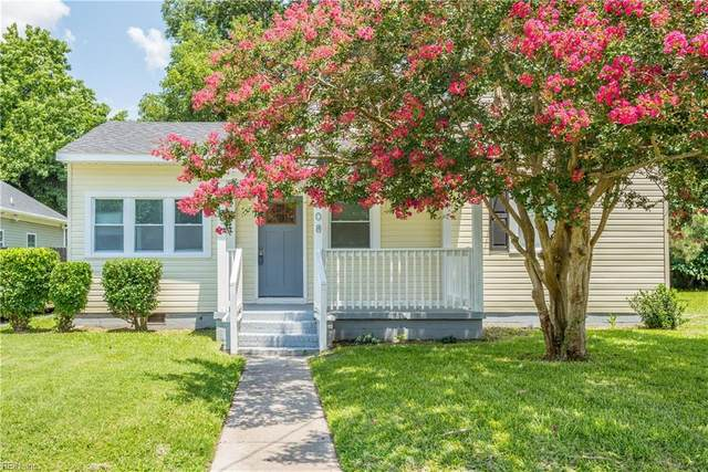 3208 Downes St, Portsmouth, VA 23704 (#10388937) :: RE/MAX Central Realty