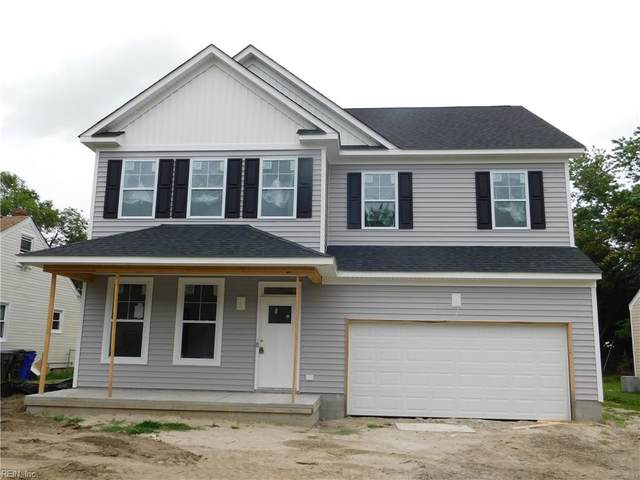 6376 Partridge St, Norfolk, VA 23513 (#10388943) :: The Kris Weaver Real Estate Team
