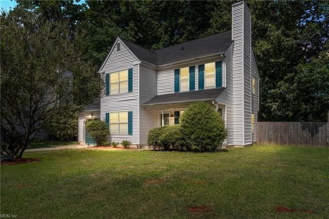 102 Summerglen Rdg, Newport News, VA 23602 (#10388945) :: The Bell Tower Real Estate Team