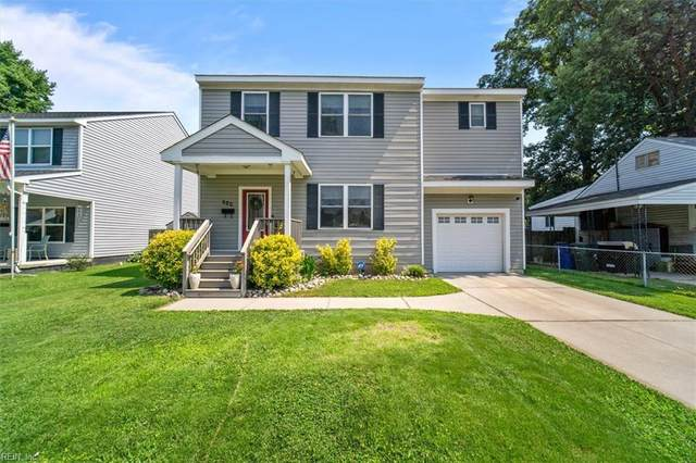 520 E Gilpin Ave, Norfolk, VA 23503 (#10388952) :: The Bell Tower Real Estate Team