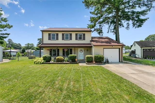 7 Waterview Pt, Hampton, VA 23666 (#10388953) :: The Bell Tower Real Estate Team