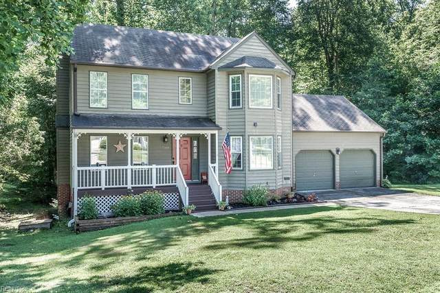 7564 Vincent Dr, James City County, VA 23168 (#10388971) :: The Bell Tower Real Estate Team