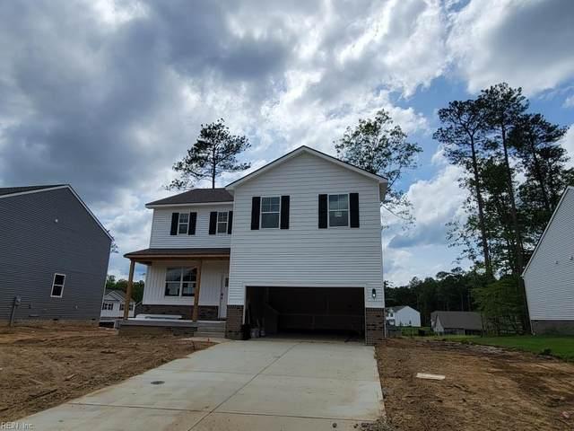 7430 Sedge Dr, New Kent County, VA 23124 (#10388978) :: Avalon Real Estate