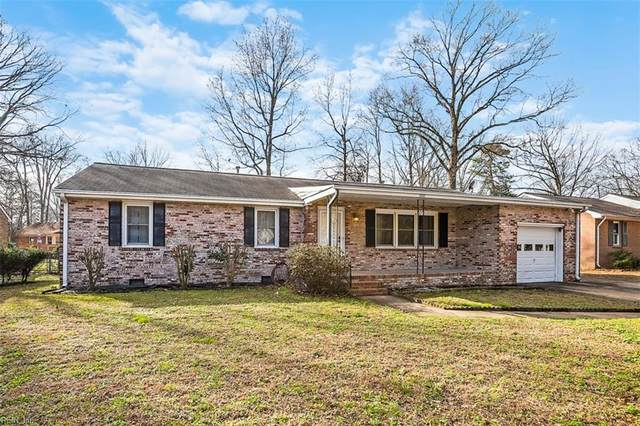 5501 Greenbrook Dr, Portsmouth, VA 23703 (#10389020) :: RE/MAX Central Realty