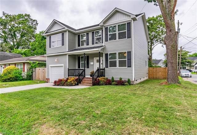 109 Aylwin Cres, Portsmouth, VA 23702 (#10389024) :: The Kris Weaver Real Estate Team
