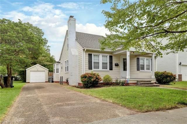 116 Ocanoe Pl, Hampton, VA 23661 (#10389108) :: Rocket Real Estate