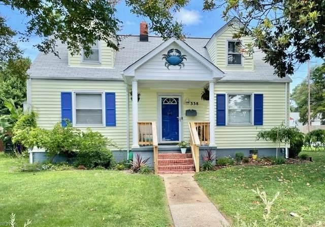 338 E Ocean Ave, Norfolk, VA 23503 (#10389139) :: The Bell Tower Real Estate Team