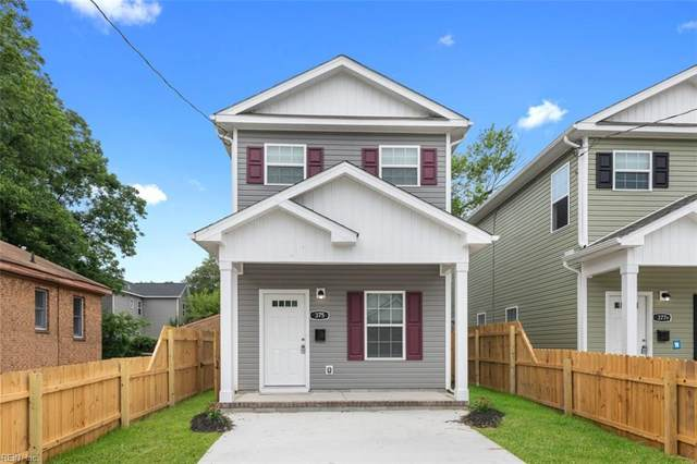 377 Leeland Ave B, Hampton, VA 23661 (#10389153) :: Avalon Real Estate