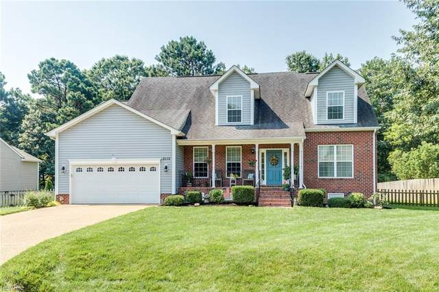 2112 Benomi Dr, James City County, VA 23185 (#10389190) :: Berkshire Hathaway HomeServices Towne Realty