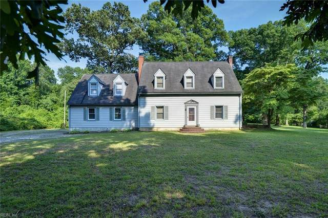 7811 N Courthouse Rd, New Kent County, VA 23124 (#10389203) :: Avalon Real Estate