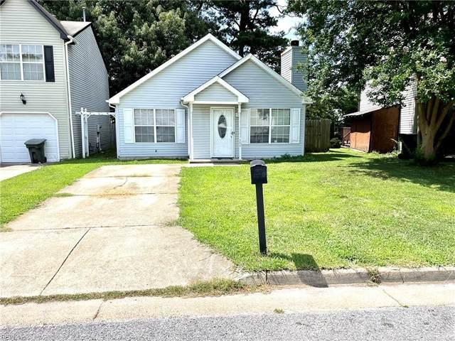 364 Pear Ridge Cir, Newport News, VA 23602 (#10389227) :: Crescas Real Estate