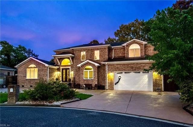1908 Evar Pl, Virginia Beach, VA 23454 (#10389244) :: Team L'Hoste Real Estate