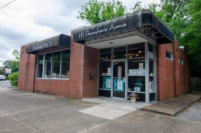 111 Pennsylvania Ave, Norfolk, VA 23504 (#10389269) :: Avalon Real Estate