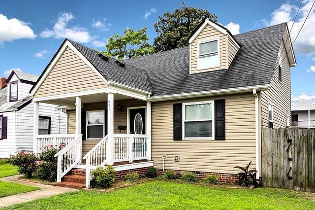 921 Blair St, Portsmouth, VA 23704 (#10389279) :: Berkshire Hathaway HomeServices Towne Realty