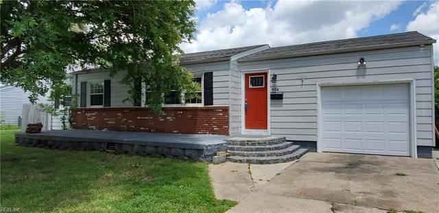 904 Stratford Hall Dr, Virginia Beach, VA 23452 (#10389303) :: Rocket Real Estate