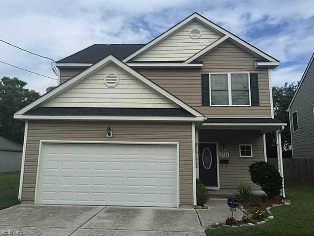 2614 Vincent Ave, Norfolk, VA 23509 (#10389327) :: Crescas Real Estate