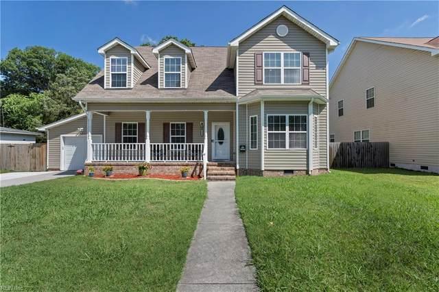5178 Kennebeck Ave, Norfolk, VA 23513 (#10389344) :: Atlantic Sotheby's International Realty