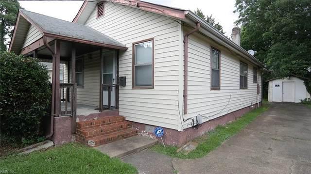 2822 Ballentine Blvd, Norfolk, VA 23509 (#10389354) :: Crescas Real Estate