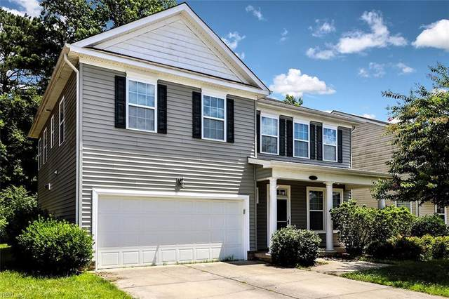 2102 Redgate Dr, Suffolk, VA 23434 (#10389377) :: The Bell Tower Real Estate Team