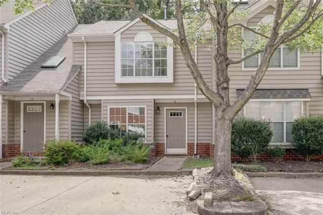 8 Tree Bark Pl, Hampton, VA 23666 (#10389395) :: Avalon Real Estate