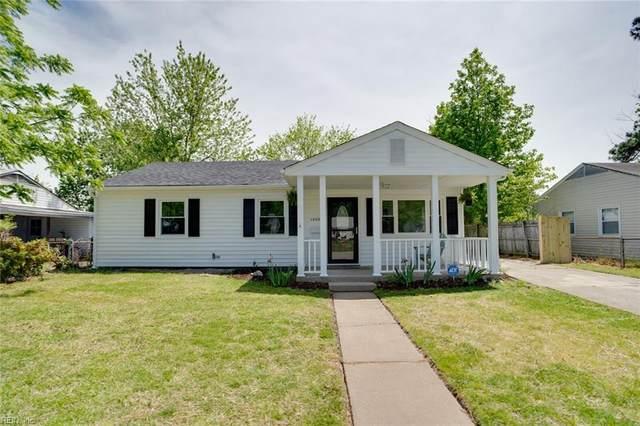 1808 Andrews Blvd, Hampton, VA 23663 (#10389452) :: The Kris Weaver Real Estate Team