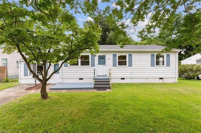 1002 77th St, Newport News, VA 23605 (#10389455) :: Rocket Real Estate